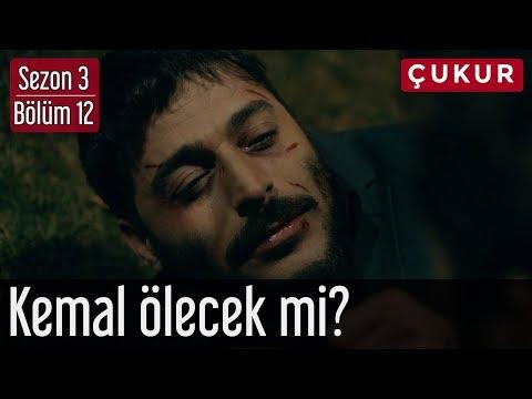 Çukur 3.Sezon 12.Bölüm - Kemal Ölecek mi?