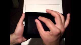 How to fix a capacitive touchscreen