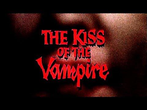 Vampire Horror Movie - Kiss of the Vampire (1962)