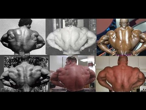 Best Rear Lat Spread Pose Of All Time!!!