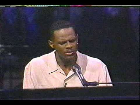 Brian McKnight- One Last Cry (Live 1993)