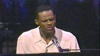 Brian McKnight One Last Cry Live 1993