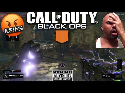 THE HONEYMOON PHASE IS OVER...BLACK OPS 4 RAGE 😈