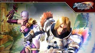 Soulcalibur Legends Video Review