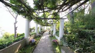 Villa San Michele - Axel Munthe's dream home - music by Almartino