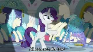 Rules of Rarity [With Lyrics] - My Little Pony Friendship is Magic Song
