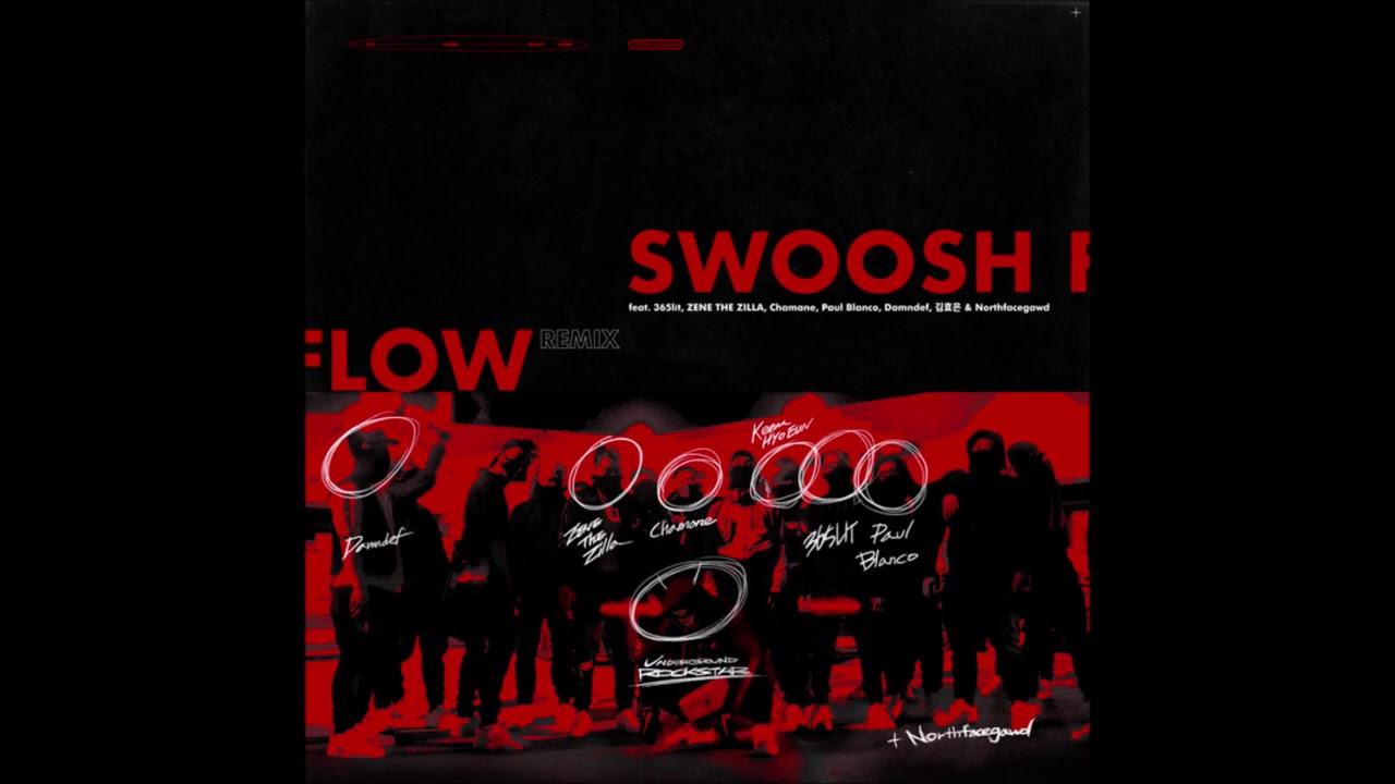 창모 (CHANGMO) - Swoosh Flow Remix (Feat. 365lit, 제네더질라, 차메인, Paul Blanco, Damndef, 김효은,Northfacegawd)
