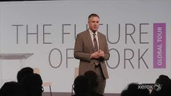 Xerox Future of Work Global Tour: NYC Road Show Highlights