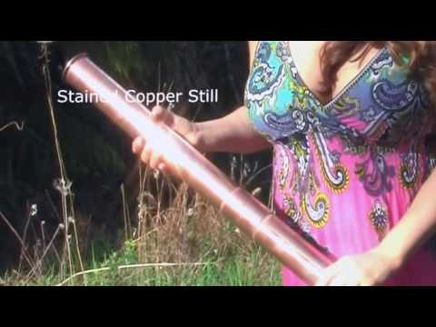 How to CLEAN your COPPER STILL