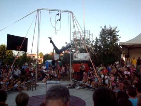 Staranzano Buskers festival '12 - Circo Lya 4