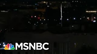 White House Sits In Darkness After Deadly Pro-Trump Riot | The 11th Hour | MSNBC