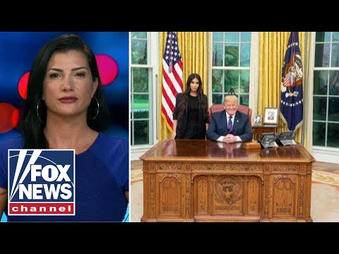 Loesch on media slamming Kardashian-Trump meeting