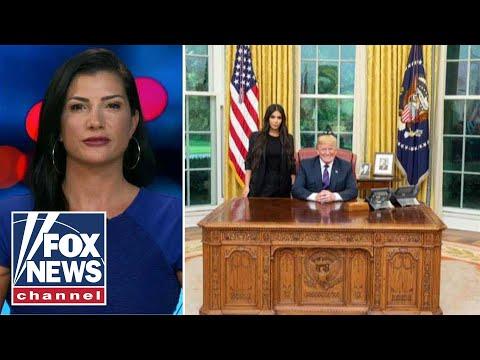Loesch on media slamming Kardashian-Trump meeting