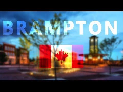 BRAMPTON - The Flower Town Of CANADA | Short Cinematic Film