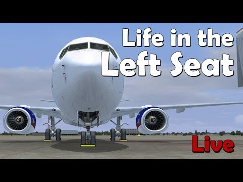 Life in the Left Seat ELLX - LXGB (Luxembourg to Gibraltar) Boeing 737-800