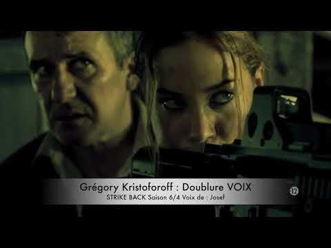 Vidéo Bande Démo Doublage Grégory Kristoforoff