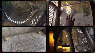 Cвятая София - Место откуда начинается история. (Стамбул моя экскурсия)(Описание и ссылки на остальное видео чуть позже., 2015-03-28T23:10:09.000Z)