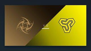 CS:GO - NiP vs. Space Soldiers [Train] Map 1 - EU Matchday 3 - ESL Pro League Season 7