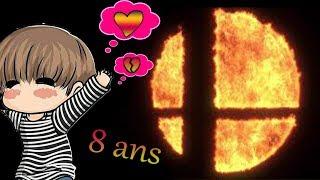 Qu'est Ce Que Super Smash Bros Ultimate pour Un Enfant De 8 Ans