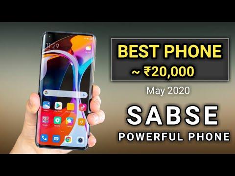 Top 5 Best Smartphones Under 20000 In May 2020 | New Latest Phone 2020 | 20k Under Best Smartphone