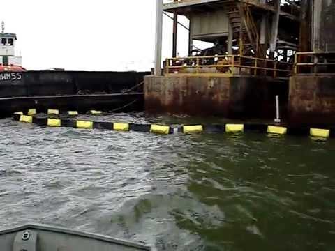 ABASCO SIGMA Permanent Oil Containment Boom