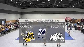 NWACVB: Game 25 Bellevue vs.  Walla Walla thumbnail