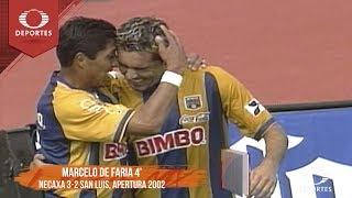 Futbol Retro: Necaxa 3-2 San Luis - Apertura 2002 | Televisa Deportes