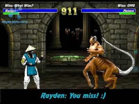 Mortal kombat parody - 3 part 4