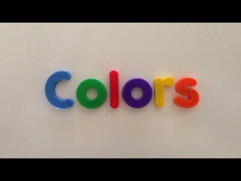 learning colors for children youtube. Black Bedroom Furniture Sets. Home Design Ideas