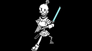Samuraitale Papyrus Fight   Undertale FanGame