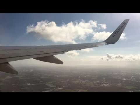 Ryanair • Boeing 737 • Newcastle To Alicante • FR4080