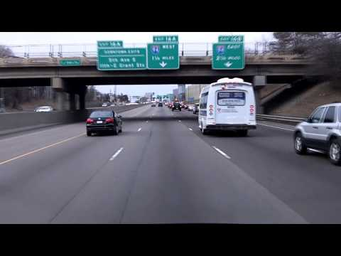 A Ride on the Freeways of Minneapolis