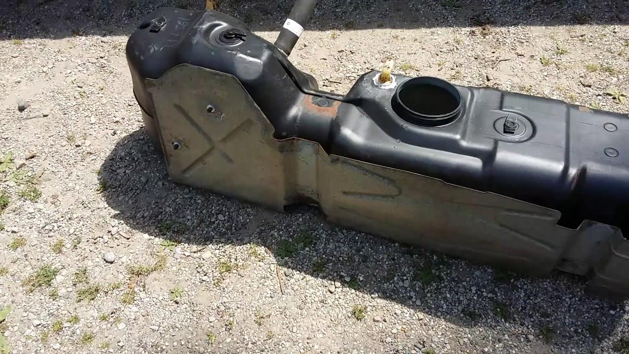 gas tank replacement dodge ram 1500 part 1  [ 1280 x 720 Pixel ]