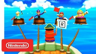 Mario Party: The Top 100 - Announcement Trailer - Nintendo 3DS