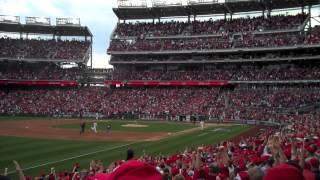 Washington Nationals Opening Day 2013