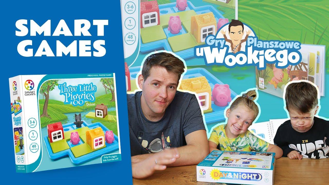 Smart Games - kolejna porcja gier dla najmłodszych