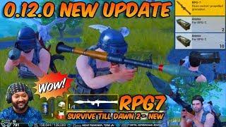 0.12.0 NEW ZOMBIE MODE - RPG-7 | BAZOOKA