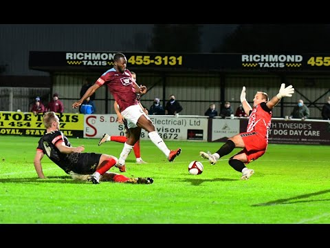 South Shields Radcliffe Goals And Highlights