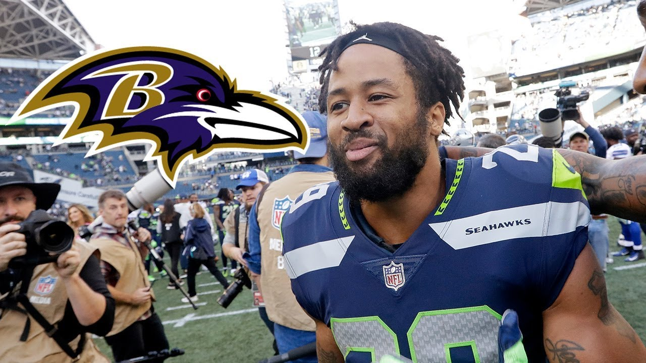 Earl Thomas signs 4-year deal with Baltimore Ravens