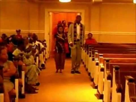 A TASTE OF AFRICA - The King & Queen March - Bethel A.M.E., Columbia SC - Brailsford for Bishop