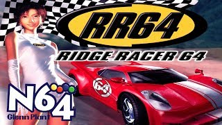 Ridge Racer 64 - Nintendo 64 Review - HD