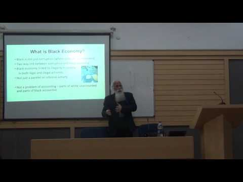 "Talk on "" Understanding The Black Economy"" by Prof.Arun Kumar"