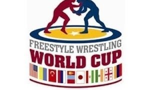 Iran defeat USA in  free style wrestling World Cup in Los Angeles