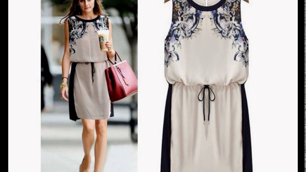 latest casual dresses for girls , YouTube