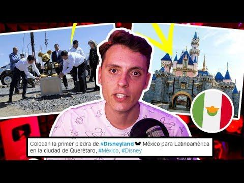 DISNEY va a Hacer un parque de Diversiones en Mexico QUERETARO-Wefere NEWS