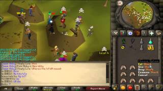 Bolts - Obby Maul Pking at 49 Combat