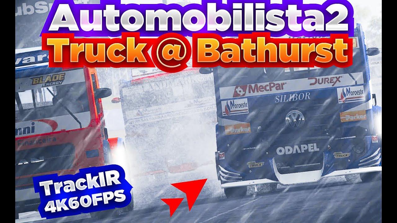 Automobilista 2: Trucks @ Bathurst