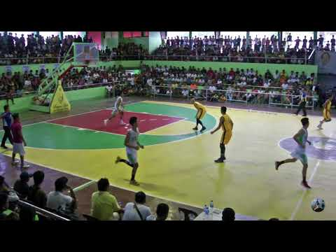 MIMAROPA 2018 - Basketball Secondary : Oksi vs OrMin
