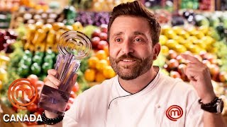 David Wins MasterChef Canada Season 2 🏆 | MasterChef Canada | MasterChef World