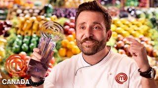 David Wins MasterChef Canada Season 2 🏆 | MasterChef Canada | MasterChef